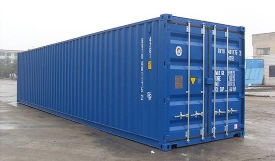 контейнеры 20 и 40 футов