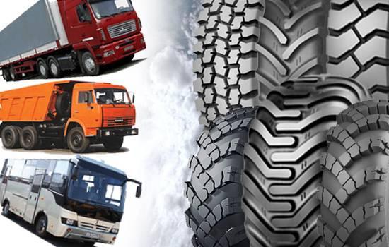 шины для грузовика