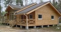 Некоторые особенности строительства каркасных домов
