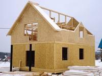 Неоспоримые «плюсы» СИП домов