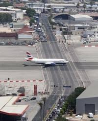самолет дорога
