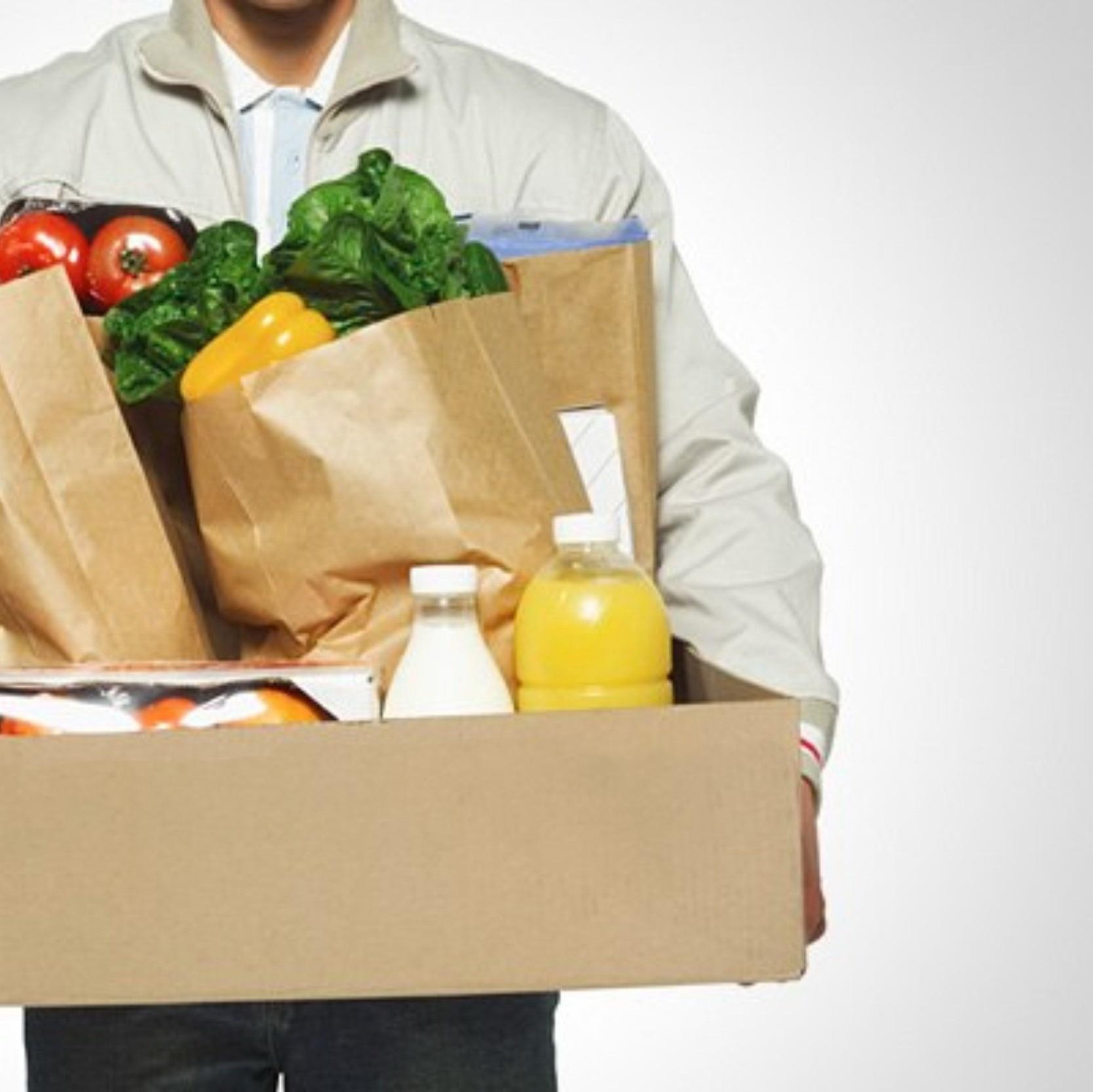 Доставка продуктов-легко!