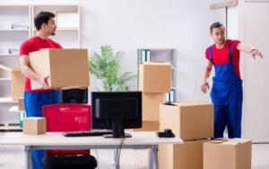 Услуги офисного переезда