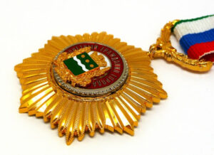 Изготовление медалей и значков