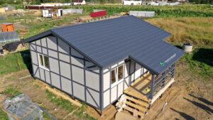 Строительство домов за 30 дней