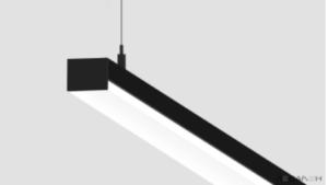Преимущества использования профильных светильников