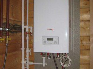 Преимущества установки газовых котлов
