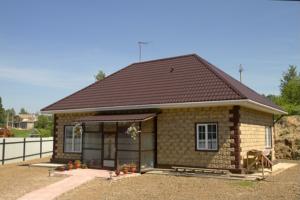 Проекты домов из теплоблоков под ключ