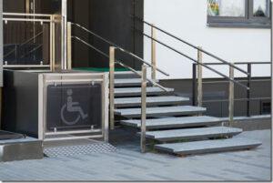 Отчет о доступности помещения для МГН